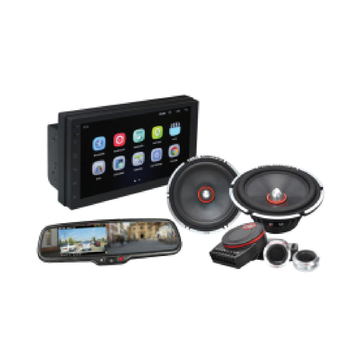 Автомобильная электроника      и GPS